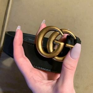 Accessories - Double G Gucci Belt